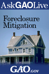 Web Chat on Foreclosure Mitigation
