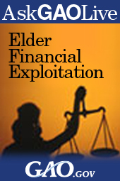 Web Chat on Elder Financial Exploitation