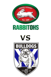 Rabbitohs vs. Bulldogs