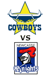 Cowboys vs. Knights