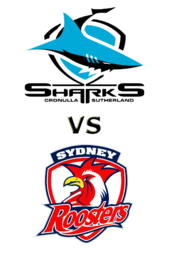 Sharks vs. Roosters