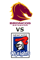 Broncos vs. Knights