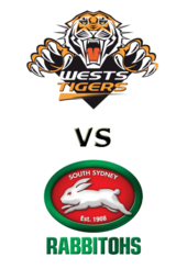 Tigers vs. Rabbitohs