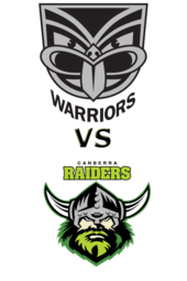 Warriors vs. Raiders
