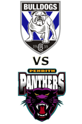 Bulldogs vs. Panthers