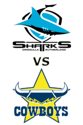 Sharks vs. Cowboys
