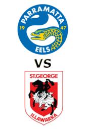 Eels vs. Dragons