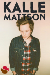 Kalle Mattson live at Streaming Cafe