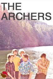 The Archers live at Streaming Cafe