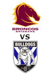 Broncos vs. Bulldogs