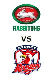 Rabbitohs vs. Roosters