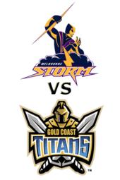 Storm vs. Titans