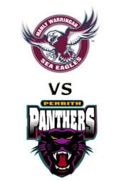 Sea Eagles vs. Panthers
