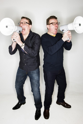 The Proclaimers: Interactive café interview