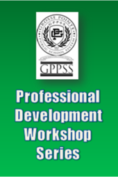 Professional Development Workshop - Google Presentations