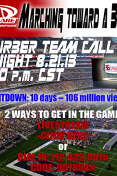 Thurber Team Call: AdvoCare Marching Toward a Billion!