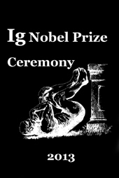 Ig Nobel Prizes 2013