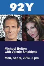 Michael Bolton with Valerie Smaldone