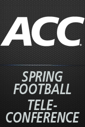 ACC Spring Football Teleconference