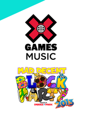 X Games Music Presents: Mad Decent Block Party LA