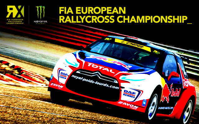 fia european rallycross cha on livestream. Black Bedroom Furniture Sets. Home Design Ideas