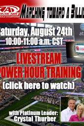 : Marching Toward a Billion: Power Hour Training
