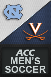 ACC Men's Soccer: UNC vs UVA