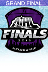 2013 AIHL Goodall Cup Grand Final