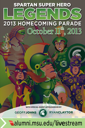 Homecoming Parade 2013
