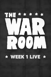 The Fantasy War Room Live - September 8th, 2013