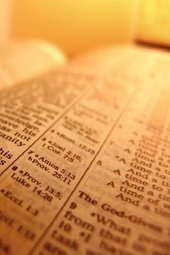 Reformed Bible Study - 06 September 2013