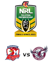 Roosters vs. Sea Eagles