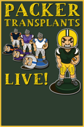 Packer Transplants LIVE #109