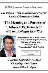 9-10-13 Eric Rice Lecture