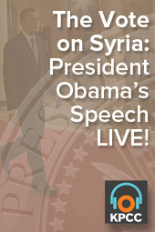 The Vote on Syria: President Obama's Speech