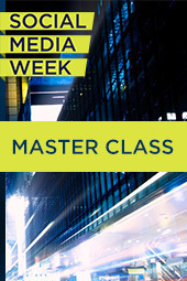 Masterclass: Social Video Live - Presenting and Promoting Live Webcasts and Webinars
