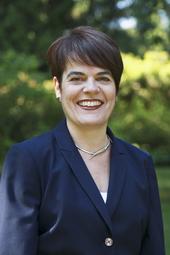 President-Elect Katherine Bergeron
