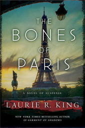 Laurie R King Discusses BONES OF PARIS, a sequel to Touchstone
