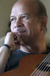 Musician-activist Hugo Torres-Cereceda in the News Café