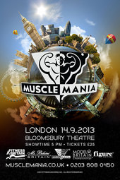 Musclemania Britain Championships