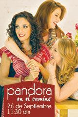 Pandora - Conferencia de Prensa