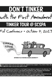 Tinker Tour at SCSPA