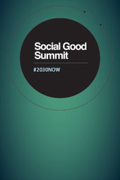Social Good Summit in Kazakhstan