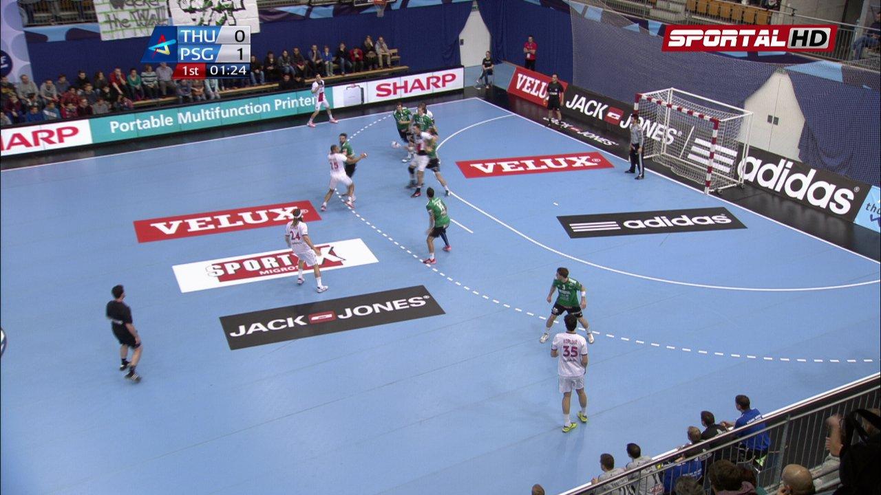 velux ehf champions league live stream