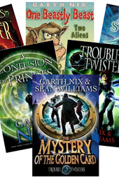 Garth Nix: A story crafter unveils his world of fantasy