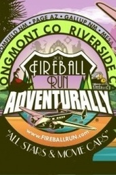 Day 0 - Fireball Run @ The Marriott - Longmont