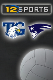 Volleyball Totino-Grace vs. Champlin Park