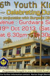 6th Youth Kirtan Darbar (Ipoh)