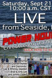 Power Hour Training - Live from Seaside