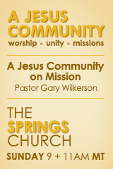 A Jesus Community on Mission